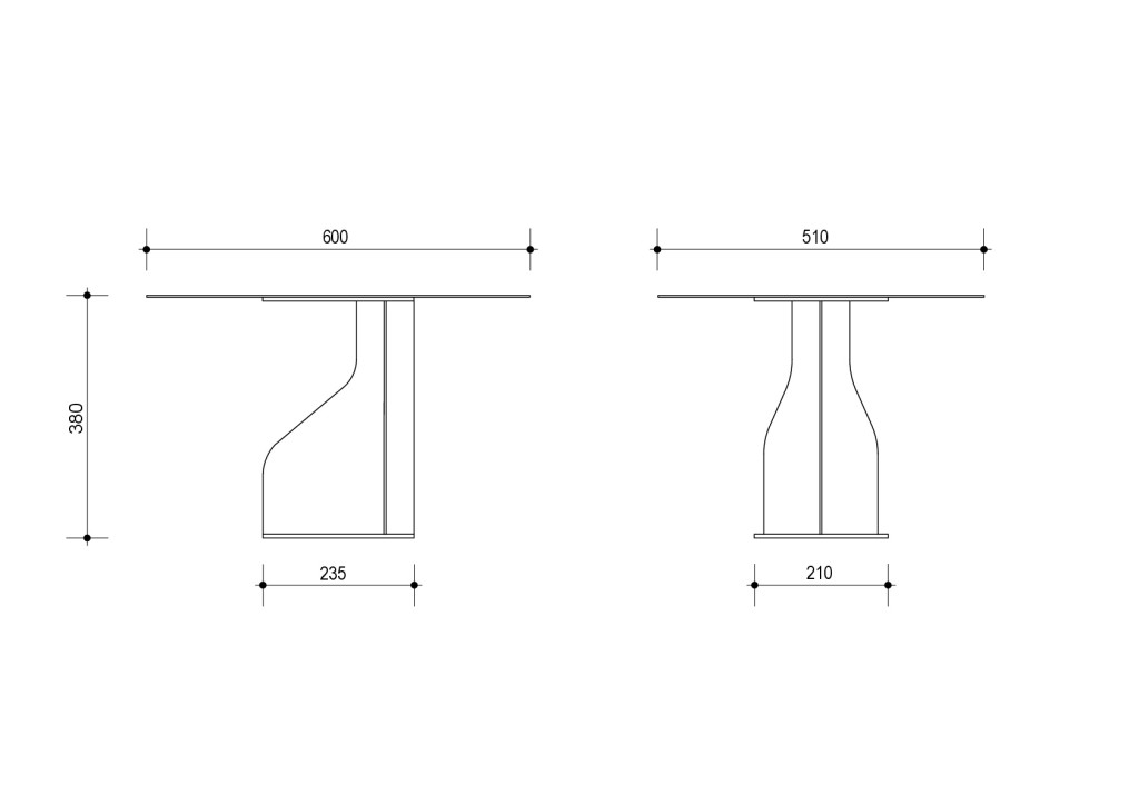 Чертеж столик (маленький)-001