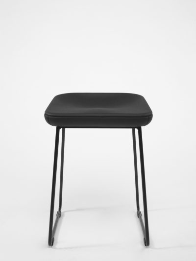 Leather Stool Wave front